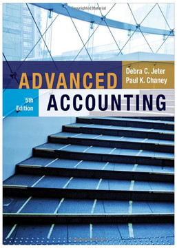 Advanced Accounting, 5th Edition
