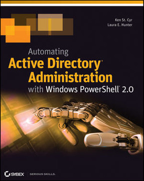 Automating Active Directory® Administration with Windows PowerShell® 2.0