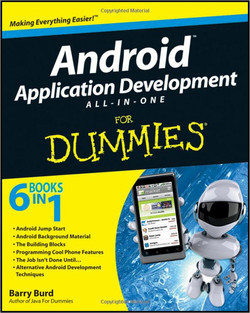 Android™ Application Development All-in-One For Dummies®