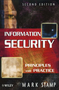 Cover of Information Security: Principles and Practice, 2nd Edition