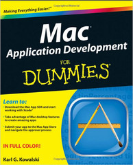 Mac® Application Development For Dummies®