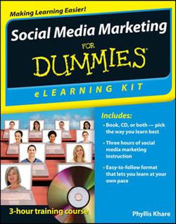 Social Media Marketing eLearning Kit For Dummies®