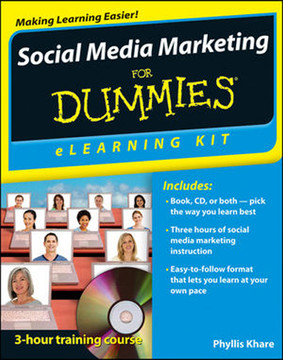 Social Media Marketing eLearning Kit For Dummies®