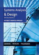 Cover of Systems Analysis and Design with UML, 4th Edition