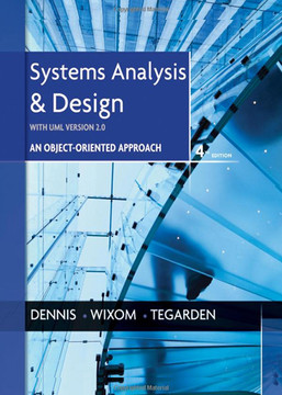 Systems Analysis and Design with UML, 4th Edition
