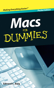 Macs For Dummies®, Pocket Edition