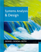 Book cover for System Analysis and Design, Fifth Edition