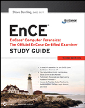EnCE EnCase Computer Forensics: The Official EnCase Certified Examiner Study Guide, 3rd Edition