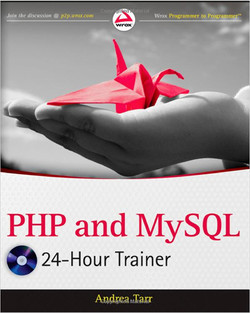 PHP and MySQL® 24-Hour Trainer