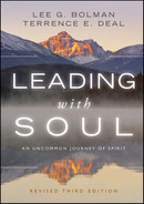 Cover of Leading with Soul: An Uncommon Journey of Spirit, Revised Third Edition
