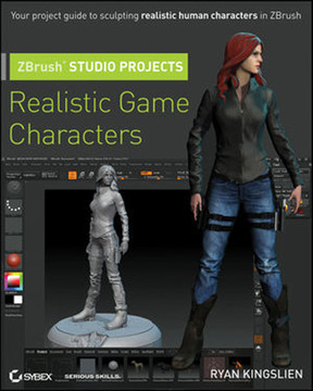 ZBrush® Studio Projects: Realistic Game Characters