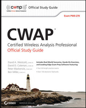 CWAP® Certified Wireless Analysis Professional: Official Study Guide