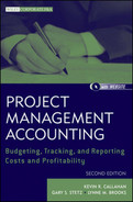Cover of Project Management Accounting: Budgeting, Tracking, and Reporting Costs and Profitability, Second Edition