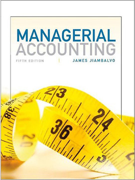 Managerial Accounting 5th Edition