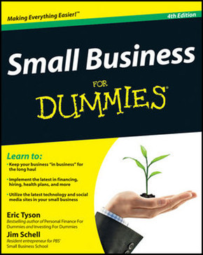 Small Business For Dummies®, 4th Edition