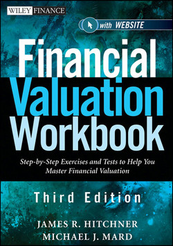 Financial Valuation Workbook: Step-by-Step Exercises and Tests to Help You Master Financial Valuation, 3rd Edition