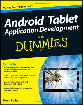 Android™ Tablet Application Development For Dummies®