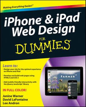 iPhone® & iPad® Web Design For Dummies®