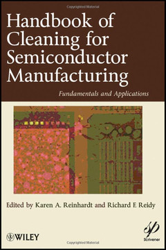 Handbook of Cleaning for Semiconductor Manufacturing: Fundamentals and Applications