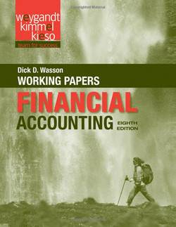 Working Papers to Accompany Financial Accounting, 8th Edition