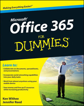Microsoft® Office 365 For Dummies®