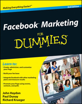 Facebook® Marketing For Dummies®, 3rd Edition
