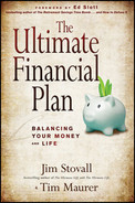 Cover of The Ultimate Financial Plan: Balancing Your Money and Life
