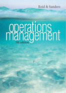 Cover of Operations Management: An Integrated Approach, 5th Edition