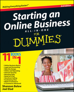 Starting an Online Business All-in-One For Dummies®, 3rd Edition