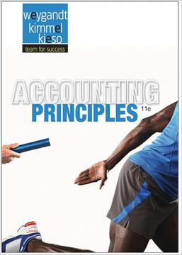 Accounting Principles, 11th Edition