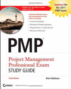 PMP® Project Management Professional Exam Study Guide, Sixth Edition