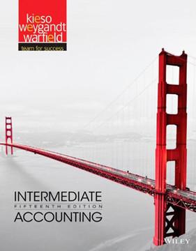 Intermediate Accounting, 15th Edition