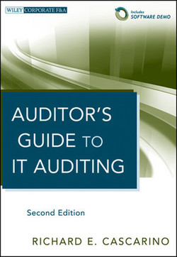 Auditor's Guide to IT Auditing, Second Edition
