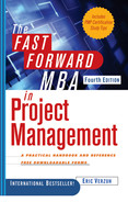 Cover of The Fast Forward MBA in Project Management, 4th Edition