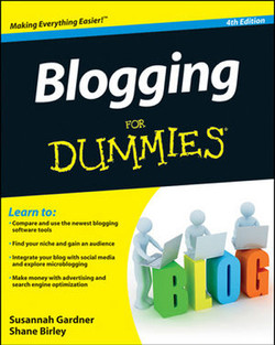 Blogging For Dummies®, 4th Edition