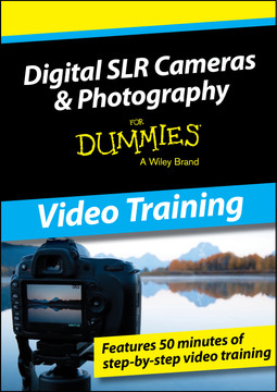 DSLR Cameras & Photography For Dummies Videos