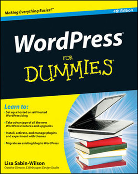 WordPress® For Dummies®, 4th Edition