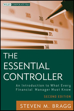 The Essential Controller: An Introduction to What Every Financial Manager Must Know, Second Edition