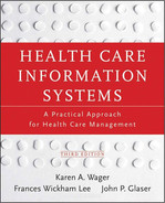 Cover of Health Care Information Systems: A Practical Approach for Health Care Management, 3rd Edition