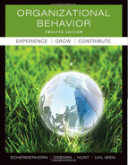 Cover of Organizational Behavior, 12th Edition