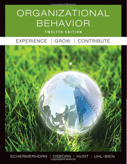 Organizational Behavior, 12th Edition