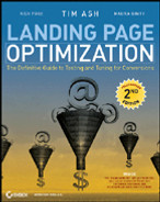 Cover of Landing Page Optimization: The Definitive Guide to Testing and Tuning for Conversions, 2nd Edition