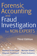 Cover of Forensic Accounting and Fraud Investigation for Non-Experts, 3rd Edition