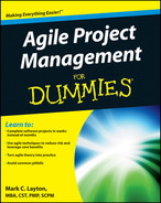 Cover of Agile Project Management For Dummies