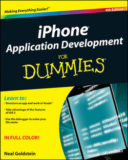 iPhone® Application Development For Dummies®, 4th Edition