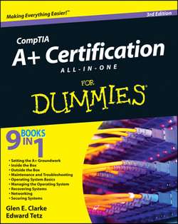 CompTIA A+ Certification All-in-One For Dummies, 3rd Edition