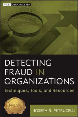 Detecting Fraud in Organizations: Techniques, Tools, and Resources