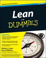 Lean For Dummies, 2nd Edition