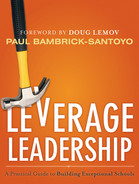 Cover of Leverage Leadership: A Practical Guide to Building Exceptional Schools