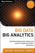 Cover of Big Data, Big Analytics: Emerging Business Intelligence and Analytic Trends for Today's Businesses